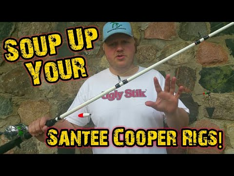 Enhance Your Santee Cooper Rig For More Catfish!