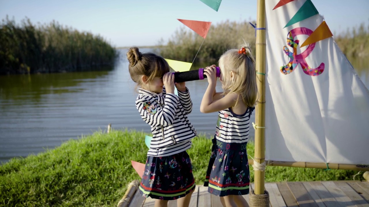 eaf7069acd4c00 Video Rosalita Senoriatas Spaanse meisjes kleding Zomer 2017 - Kinderkleding  en speelgoed online kopen bij STAdesign
