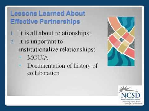 Preparing for the CDC/DASH MOU between Education and Health Departments