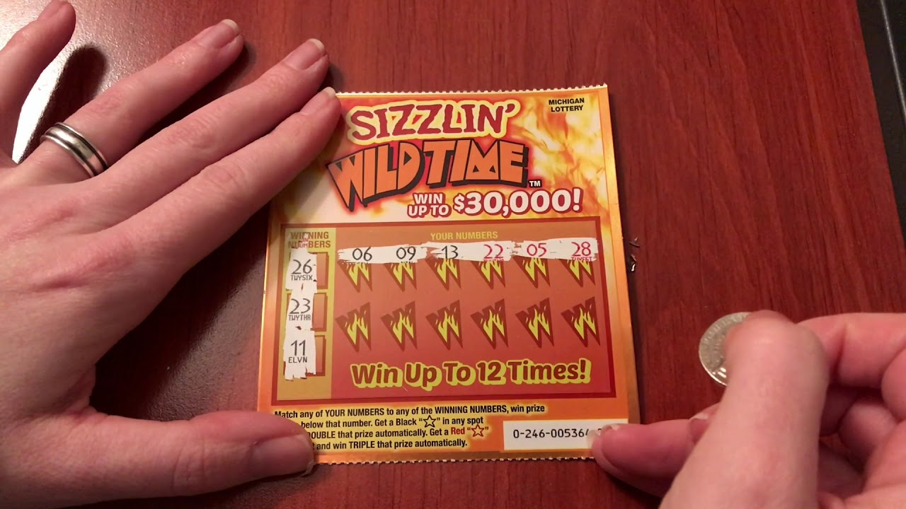 New $2 Sizzlin' Wildtime - 2/7/18