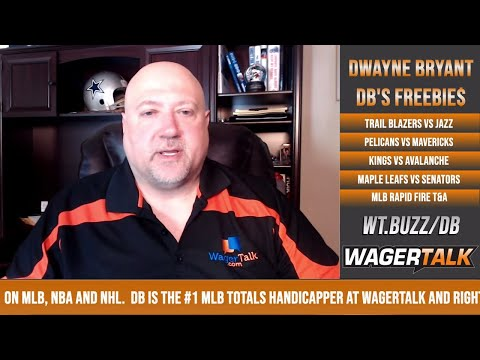 Sports Betting Trends and Angles | MLB and NHL Betting Analysis | DB's Freebies | May 12
