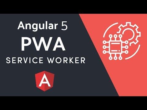 Angular 5 Service Worker - Hacker News PWA