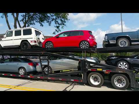 Shipping car's to Angola
