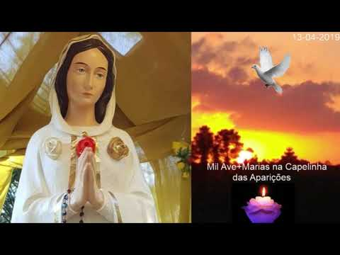 Message of Our Lady delivered on April 13, 2019 in São José dos Pinhais/PR