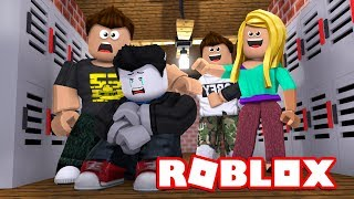 😢STORYTIME OM MOBNING I ROBLOX! - Roblox Bully's Story