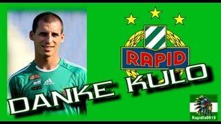 Danke Kulo - SK RAPID WIEN (Stefan Kulovits)