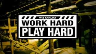 Wiz Khalifa - Work Hard, Play Hard (Instrumental w/ Hook)