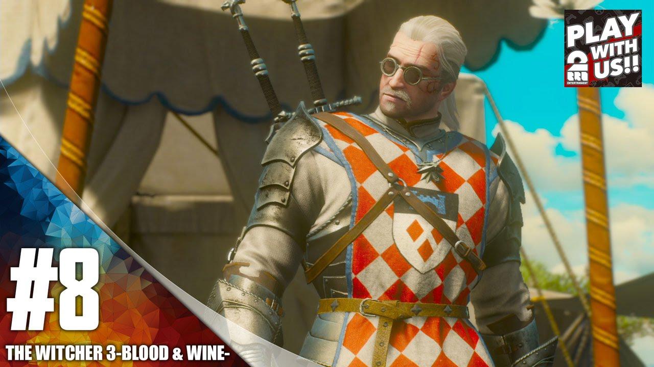 8【アクション】兄者の「ウィッチャー3:血塗られた美酒