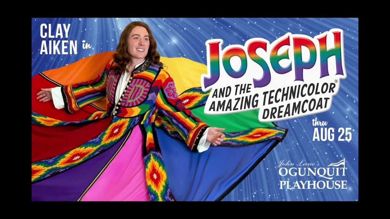 Ogunquit Playhouse presents Joseph and the Amazing Technicolor ...
