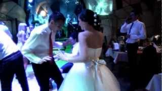 Teledysk weselny Sabiny i Przemka