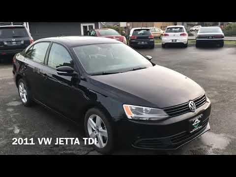 2011 VW Jetta TDI Turbo diesel for sale at Walker Motor Works in Marysville Wa