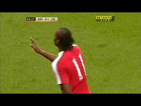 [Youth Cup ] Arsenal U18 4-1 Liverpool U18 Emmanuel Thomas