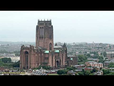 BBC Choral Evensong: Liverpool Cathedral 1985 (Ian Tracey)