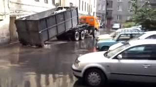Вывоз мусора пухто. Звоните (812) 332-54-69(, 2014-04-17T08:44:15.000Z)