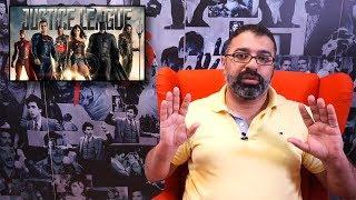 مراجعة فيلم Justice League بالعربي | فيلم جامد