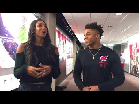 Take a walk with Wisconsin football's freshman phenom Jonathan Taylor | ESPN