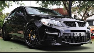 B9314 - 2014 Holden Special Vehicles GTS Auto Walkaround Video