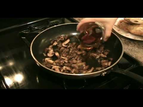 "Chicken Marsala Recipe - Laura Vitale ""Laura In The Kitchen"" Episode 22"