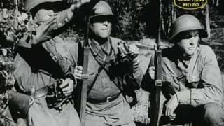 Кремлевские курсанты в боях под Москвой (1941г.)