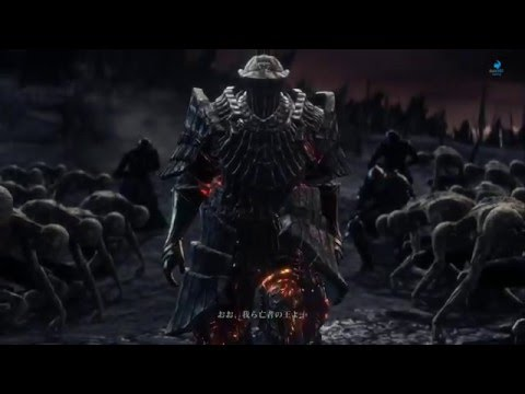 Dark Souls 3: All Endings (PS4/1080p)