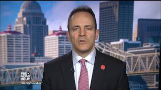 Kentucky Gov. Bevin: Key to Medicaid work requirement is community engagement