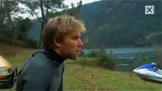 New type of sport - Walking on water (Liquid Mountaineering)