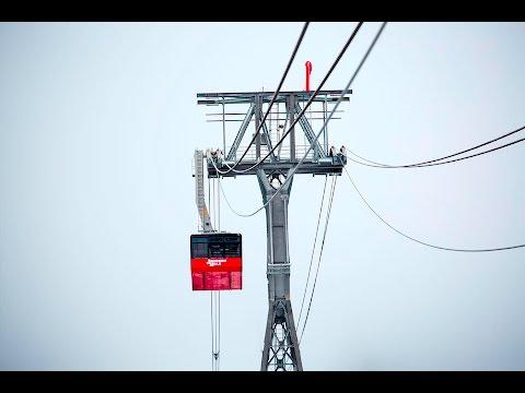 The Jackson Hole Aerial Tram