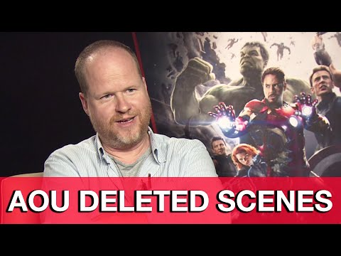 Avengers Age of Ultron Deleted Scenes & Paul Bettany's Vision - Joss Whedon Interview