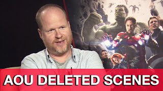 Avengers Age of Ultron Deleted Scenes & Paul Bettany