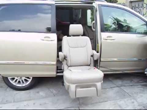 Asiento De Acceso A Camionetas Para Adultos Mayores O