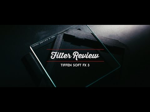 Diffusion Filter Review - Tiffen Soft FX 3
