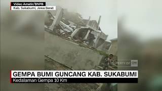 Gempa Magnitudo 5 Guncang Sukabumi