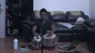 J Star - Hulara (Tabla cover)