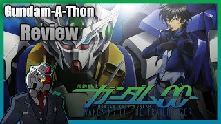 Gundam-A-Thon: Mobile Suit Gundam 00 The Movie: Awakening Of The Trailblazer (2010) Review