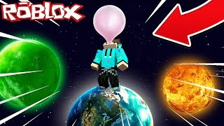 go to the PLANET MARS SUPER GUM WEAR at ROBLOX