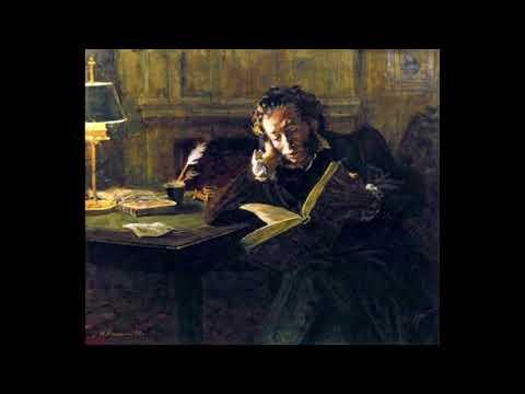 """Александр Пушкин """"Цветок засохший, безуханный..."""" Читает Павел Морозов (автор видео - Павел Каев)"""