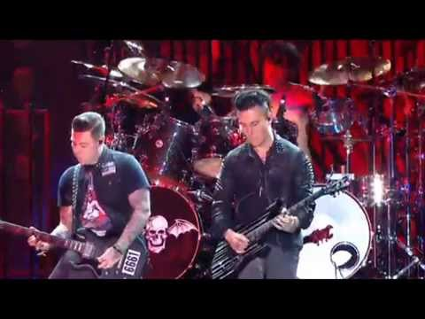 new A7X 1st cut video – All That Remains done recording - Limp Bizkit - Giraffe Tongue Orchestra