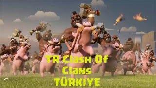 TR Clash Of Clans TÜRKİYE: Köy Düzeni KB 8