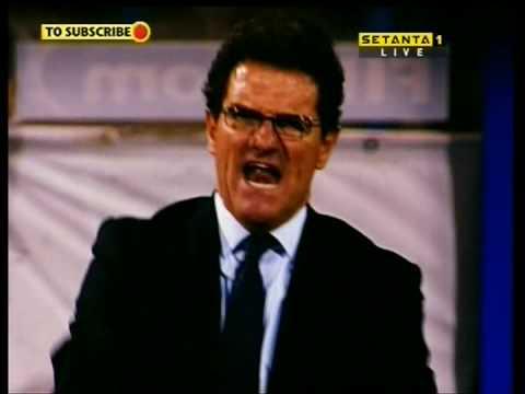Fabio Capello is frightening