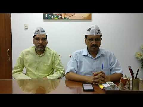 AAP NATIONAL Convenor Arvind Kejriwal's Google hangout with volunteers