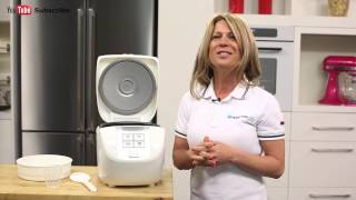 Panasonic Rice Cooker SR DF181WST reviewed by product expert - Appliances Online