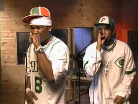 50 Cent Feat Lloyd Banks  Round Here Studio Performance