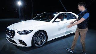 НОВЫЙ МЕРСЕДЕС S-КЛАССА W223! Обзор Mercedes-Benz S-Class 2021!