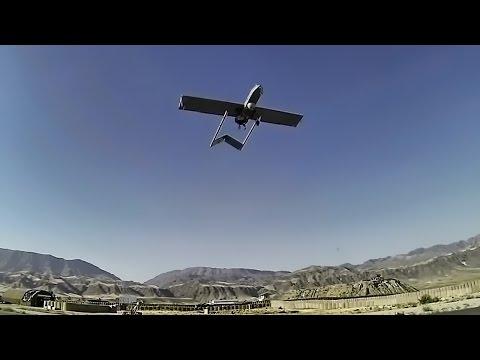 RQ-7B Shadow UAV • Battlefield Surveillance & Recon Drone