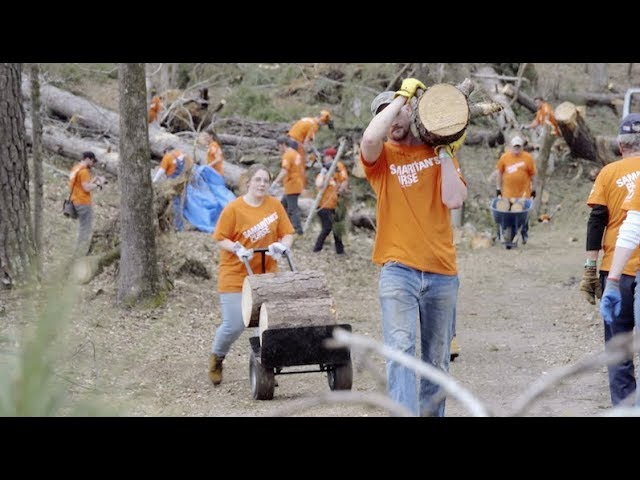 Liberty University Students Volunteer in Alabama