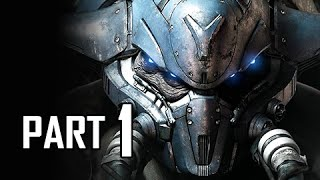 Destiny House of Wolves Walkthrough Part 1- Exploring the Reef & Upgrading Gear (PS4 Gameplay)