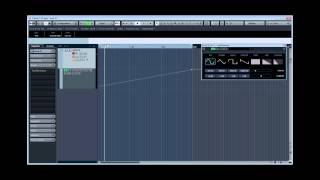 Check your accoustics - Generate a sine wave sweep in Cubase. Fidget Studios Top Tip Tuesday #1