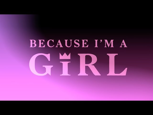 Victoria Anthony - Because I'm A Girl (Lyric Video)