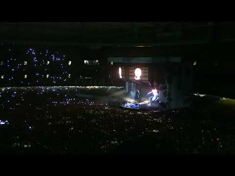 Supermarket Flowers (Ed Sheeran Melbourne 11th March 2018)