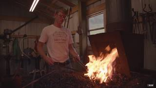 This West Virginia Native is Bringing the Blacksmith Back